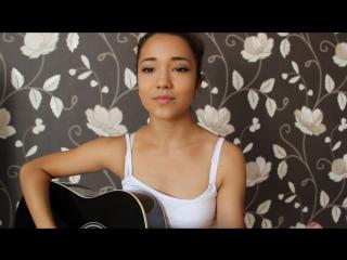 Там, где нас нет. девушка поёт под гитару