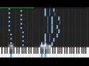 By My Side - Naruto Shippūden [Piano Tutorial] (Synthesia)