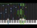 Lovers - Naruto Shippūden [Piano Tutorial] (Synthesia)