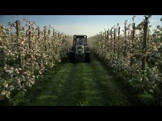 Отличная работа. Тракторы CLAAS. Jork, Герма́ния / 2015