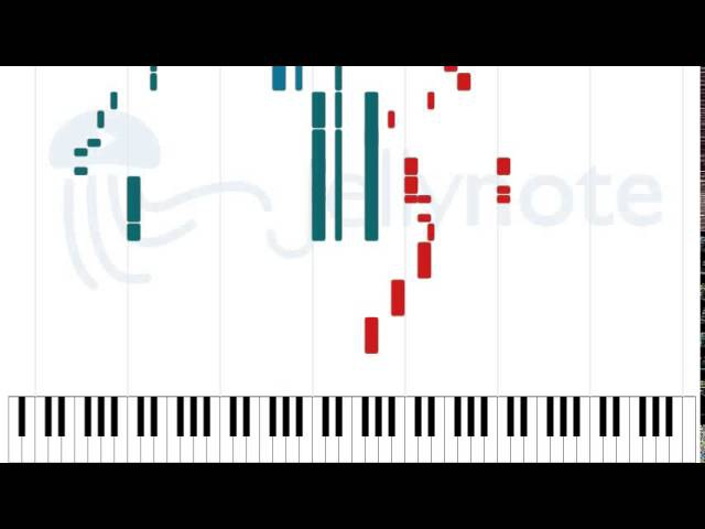 Bloody Stream - Jojo's Bizarre Adventure [Sheet Music]