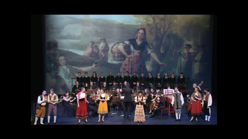 Las labradoras de Murcia-José Antonio Montaño / San Petersburgo-Teatro Alexandrinsky