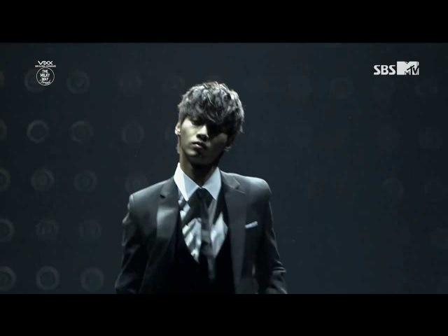 빅스(vixx) 쇼케이스 N 차학연 - Love stoned