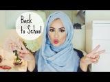 Hijab Tutorial! Хиджаб палантин платок мастер-класс урок как завязывать повязывать одевать надевать мусульманка