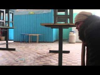 Novorossiya - War on Civilians #18 - Ukrainian Shelling Hits a Canteen