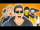 ♪ MORTAL KOMBAT X THE MUSICAL Animated Parody Song