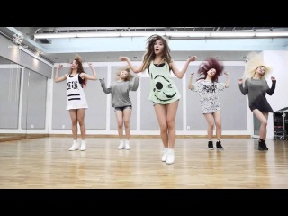 HELLO VENUS - Wiggle Wiggle dance ����� strip lady style