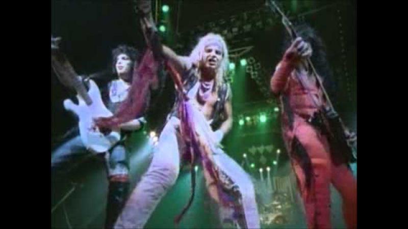 Mötley Crüe - Home Sweet Home ORIGINAL (Official Music Video) (1985)