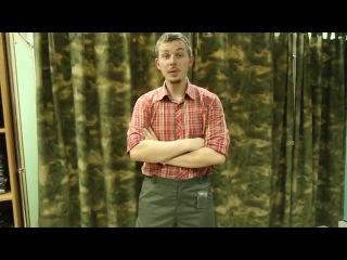 Летние походные брюки Splav «Forester»
