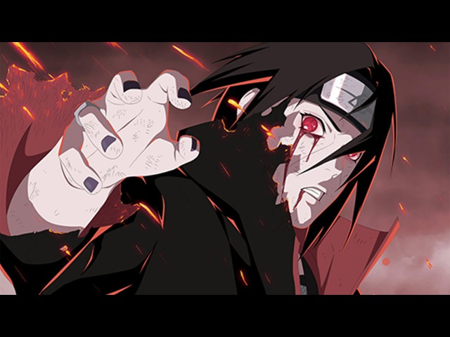 Itachi Sasuke AMV - My Demons