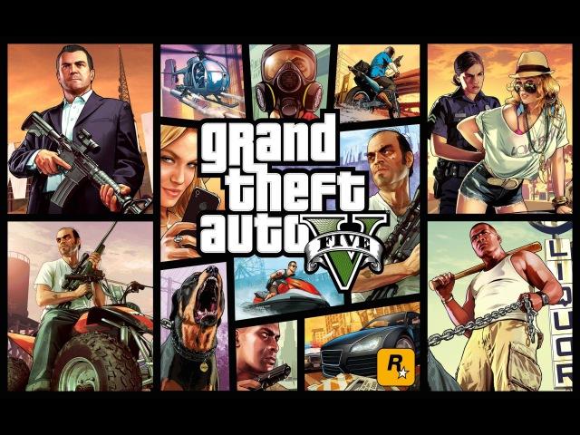GTA 5 - Grand Theft Auto V на Nvidia Geforce 710m