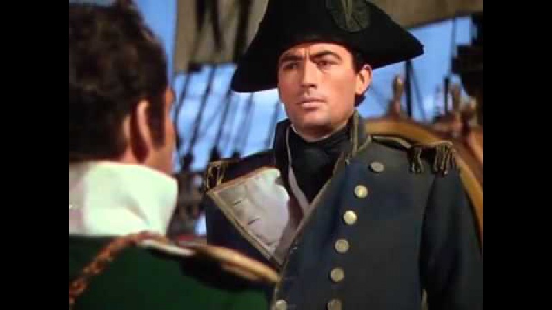 Captain Horatio Hornblower bet