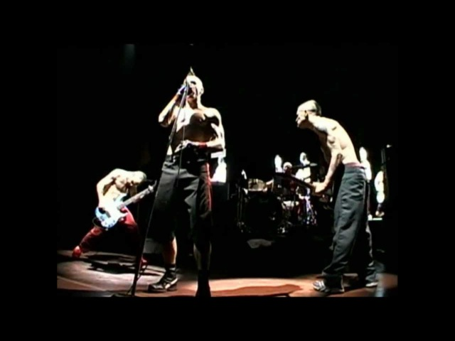 Red Hot Chili Peppers - Subterranean Homesick Blues - Live Off The Map [HD]