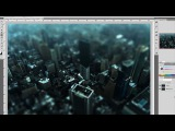 Тилтшифт (tiltshift) эффект в Adobe Photoshop (фотошоп)\\ло
