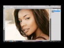 Photoshop CS5 Tutorial | Sharpening with high pass filter\kpo