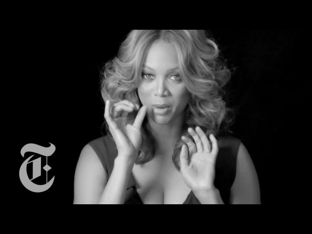 Tyra Banks Interview | Screen Test | The New York Times\njh