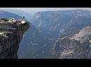 Hiking Half Dome Yosemite National Park USA in 4K Ultra HD