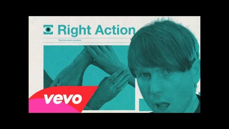 Franz Ferdinand - Right Action (Official Video)