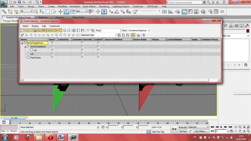 Анимация рамы в SPIN TIRES на примере стандартного МАЗ-а 537 TnWV7Hs6HK0
