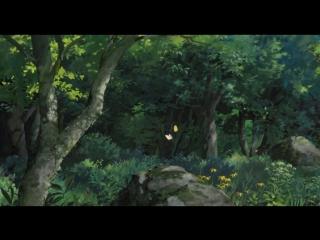 Ариэтти из страны лилипутов (Karigurashi no Arrietty) [BDRip, XviD, AC3] [Dub]