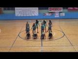 Cherry | ИЭУИС МГСУ 2 ой выход Соревнования по ритмической гимнастики 22.04.2015