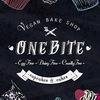 "~ ""OneBite"" Vegan Bake Shop ~"