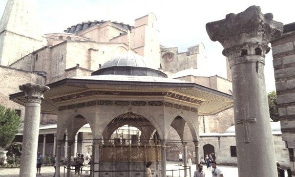 схема храма святой софии в