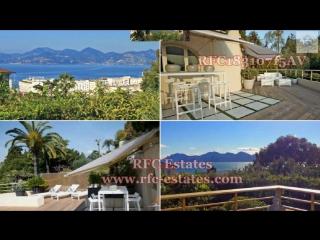 Купить недвижимсоть на Лазурном берегу!Квартира в Каннах в районе Калифорния, Франция!