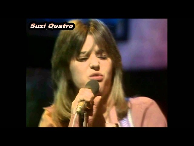 Suzi Quatro - If You Can't Give Me Love (1978) 23-03-78