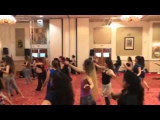 Selanik Workshop - Didem Bellyadancer