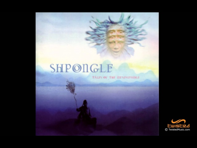 Shpongle Once Upon The Sea Of Blissful Awareness