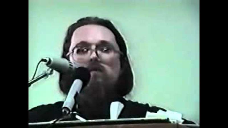 Андрей Кураев-Крещение младенцев