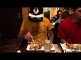 Road to VR Extra: Samsung Gear VR Passthrough Sushi