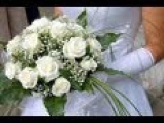 Свадебный букет - как сделать? Robinzon.TV
