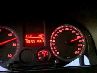 Volkswagen Caddy top speed 190km/h