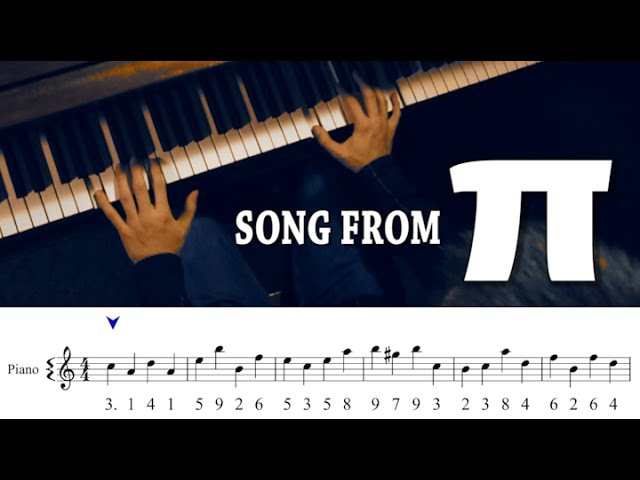 Song from π with Sheet Music HQ Download