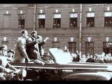 Фидель Кастро в Ленинраде