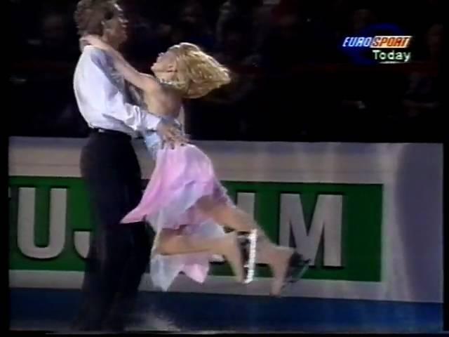 Oksana Grishuk and Evgeny Platov European Ice Dance Champions 1997 Gala