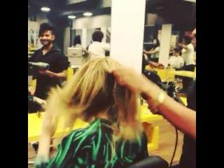 """Tiago Alves on Instagram: """"Manhã mais que perfeita, com a atriz Debora Evelyn...#debevelyn"""""""