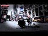 Jojo Mayer Drum'N' Bass Groove - Slow Motion - Transcription