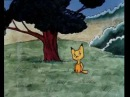 Сказка о старом эхо, 1989 из серии русских мультиков Маленький Лисенок