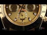 Rolex Daytona - часы с мужским характером!