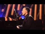 John Legend with Lindsey Stirling