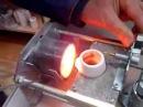 Индукционная центробежная литейная установка Центролит 90