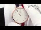 Обзор. Мужские наручные часы Daniel Wellington classic-cambridge-gold