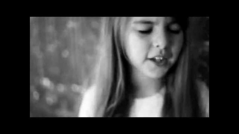 8-летняя Джулия исполняет хардкор.flv