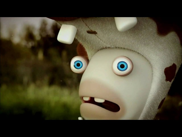 Rabbids Go Home Music Video feat Fanfare Vagabontu and Dj Forzando