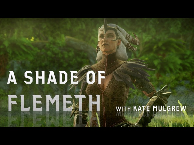 A Shade of Flemeth with Kate Mulgrew