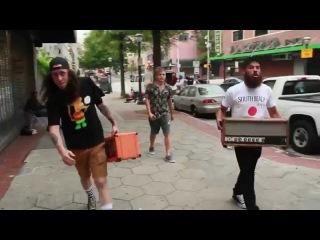 G Pen Free Tour ft. Trash Talk, Left Brain (Hardcore)