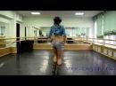 Видео уроки танца живота Ковбойский танец 2 часть спиной